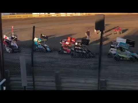 Lemoore Raceway 4/27/29 Jr Sprint Heat Ty