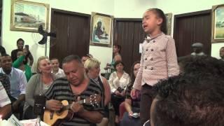 Samba da Vela - Homenagem a Beth Carvalho - Intéprete: Nicolly (05/05/14)