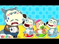 Oh No, Wolfoo's Daddy Doesn't Want Many Babies - Funny Stories About Wolfoo Family | Wolfoo Channel