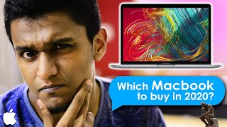 Which Macbook should you buy in 2020? (India)