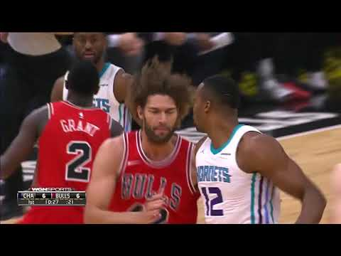 Charlotte Hornets vs. Chicago Bulls - November 17, 2017