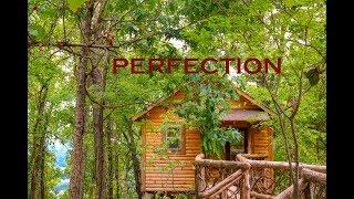 TREEHOUSE getaway - mountain view arkansas - PERFECTION