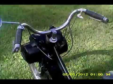 Velosolex 2200 MOTO CYCLO 1:18