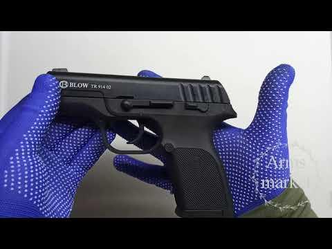 Лучший стартовый пистолет для переделки | Blow TR 914 02 | Arms Market