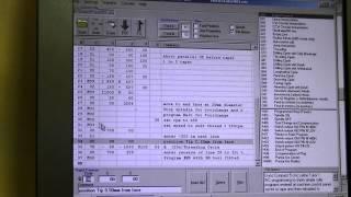 Emco Compact 5 CNC MFI Tutor part 1 Thumbnail