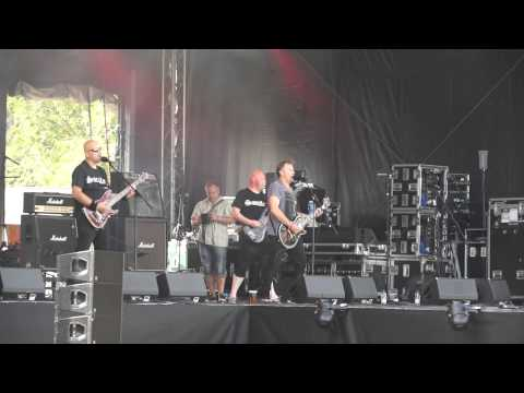 Sacrilege at The Forever Sun Festival -   Rock 'n' Roll with the Devil
