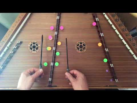 Lesson 15: Hammered Dulcimer Chords Continued...