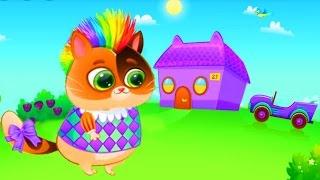 КОТЕНОК БУБУ # 17 Мой Виртуальный Котик Мультик игра про кота Видео для детей