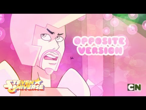 Steven Universe-Opposite Version (Fanarts)
