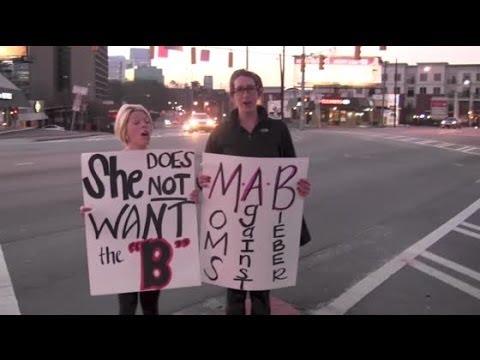 Anwohner protestieren gegen Justin Bieber als Nachbarn