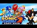 Sonic Dash 2: Sonic Boom - All Characters Unlocked