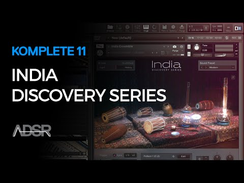 India : Discovery Series - Komplete 11
