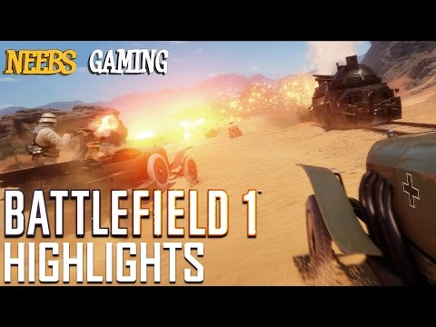 BATTLEFIELD 1 - LATE NIGHT HOTEL DISCUSSION and HIGHLIGHTS