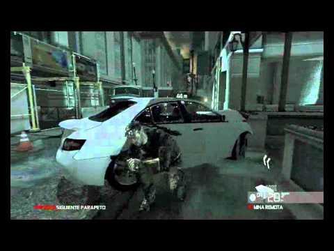 Splinter Cell Conviction Guia Español Parte 38 [Difícil] [Modo Realista]