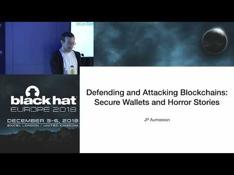 Attacking And Defending Blockchains: From Horror Stories To Secure Wallets