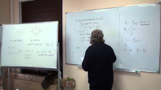 Лекция 1 | Теорема Римана-Роха Классика и современность | С. Ягунов | Лекториум