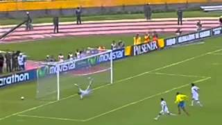 Todos Los Goles Clasificatorias - Eliminatorias Sudamericanas Rumbo al Mundial Sudáfrica 2010 (IDA)