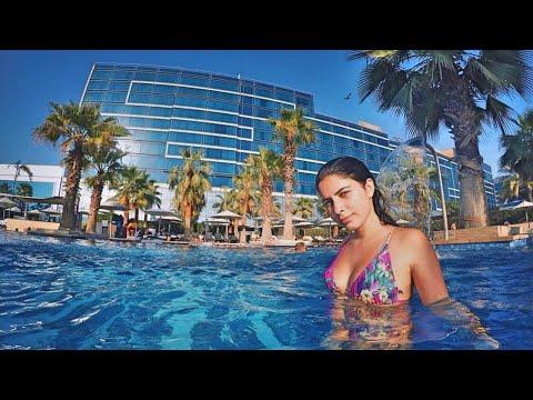 DIA NO HOTEL - ABU DHABI - FAIRMONT BAB AL BAHR