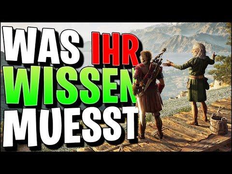 ALLES über das 3. Kapitel des ODYSSEY DLC's - Assassin's Creed Odyssey DLC Gegenwart thumbnail