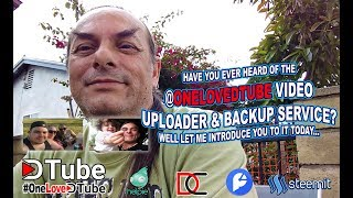 Have You Heard of the @onelovedtube Uploader and Video Backup Service Created by @tecjcoderx?