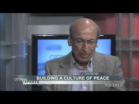 Ottawa Experts - Building a Culture of Peace  Part 3