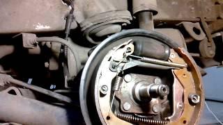видео Как устроена тормозная система в Шевроле Авео?