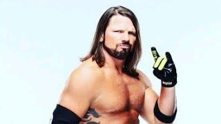 Wr3d: wie AJ Styles