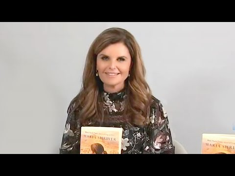 """Maria Shriver Book Signing & Interview 