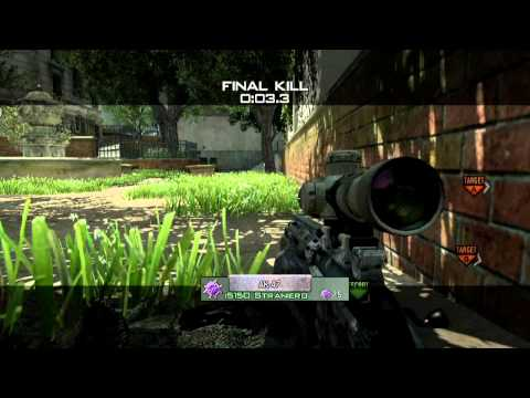 """MW3 10-0 S&D Team Tactical """"MW2 And Cod 4 Maps In MW3?"""" 