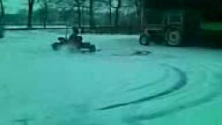 Kart in Snow.flv