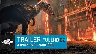 Jurský svět: Zánik říše / Jurassic World: Fallen Kingdom (2018) oficiální HD trailer #3 [CZ TIT]