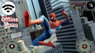 Top1 Free Spider Man Offline Game For Android Ois 2018