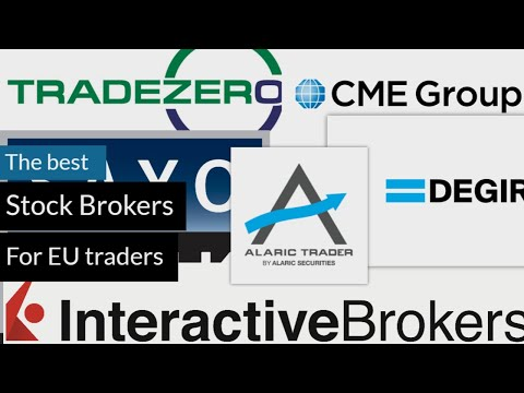 Best stock brokers in EU 2021 | Day-trading in EU | Best brokers