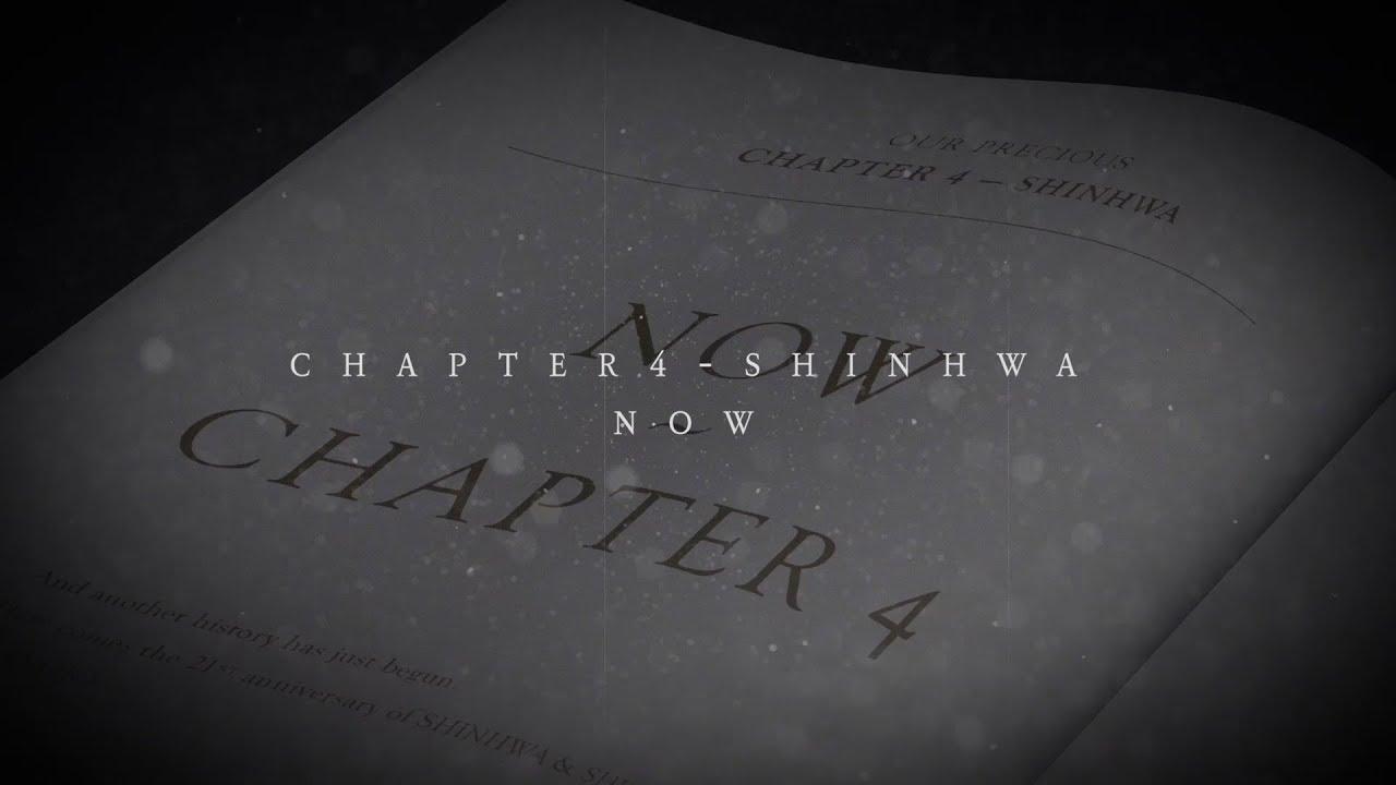 2019 SHINHWA CONCERT 'CHAPTER4' - CHAPTER4 (NOW) VCR [ENG/JPN/CHN SUB]