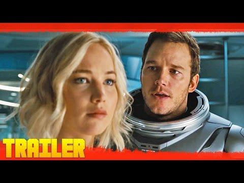 Pasajeros (2016) Tráiler Oficial (Chris Pratt, Jennifer Lawrence) Subtitulado