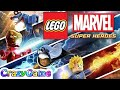LEGO Marvel Super Heroes Full Game Free Play - Best Game for Children & Kids