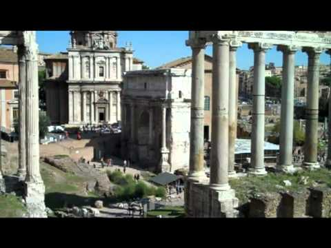 Capitoline Hill, Rome, Italy.