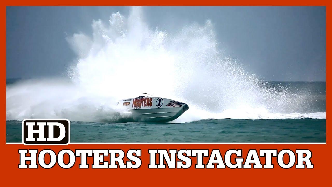 Hooters INSTIGATOR in Action at Marathon Key