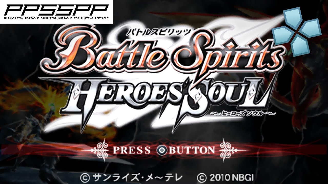 battle spirits kiseki no hasha psp iso
