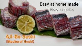كيفية جعل العاجي بو السوشي (السوشي والماكريل) توكينج النسخة الانجليزية