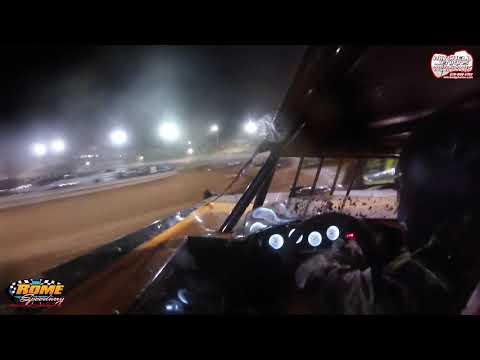 Von Casey In Car Steelhead/525 Rome Speedway 5/26/19!