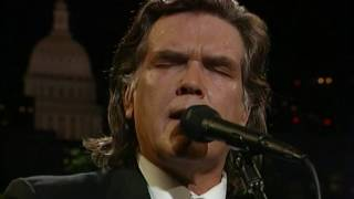 Watch Guy Clark All Through Throwing Good Love video