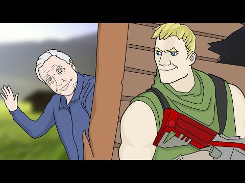 David Attenboroughs Battle Royale - Fortnite