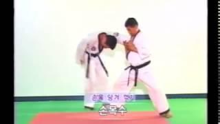 Базовая техника самозащиты для 2 дана - Хапкидо Джин Джун Кван