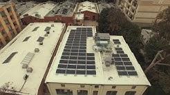 Option One Solar - Pasadena, CA Installation - 2018 4k Drone Video