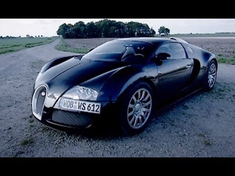 Bugatti Veyron at Top Speed | Top Gear