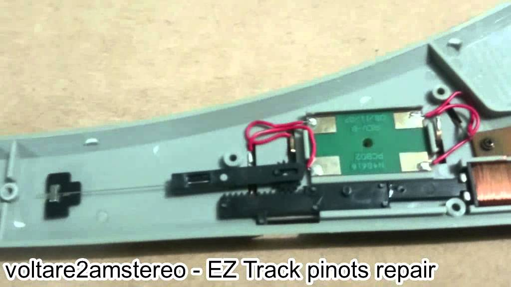Repair Bachman N Scale E Z Track Points Turnouts