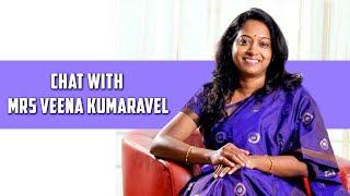 Chat With Mrs Veena Kumaravel Founder of Naturals | TBG Bridal Store