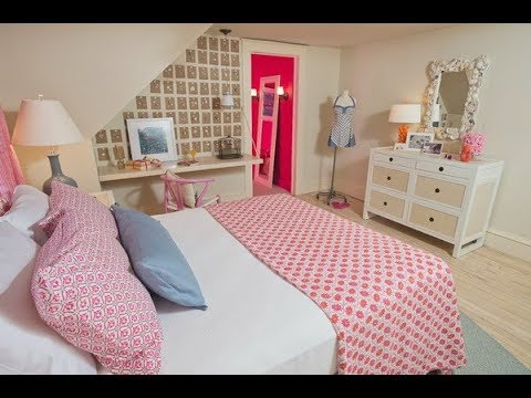 Womens Bedroom Makeover Ideas | Cheap Wrestling Decorating For Small Room  On a Budget 2018