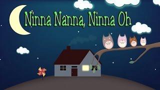 NINNA NANNA NINNA OH - Dolce canzone per far dormire il proprio bambino